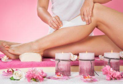 cuidados pré e pós-depilação