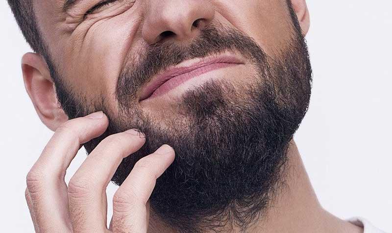 Barba Aguente a Coceira
