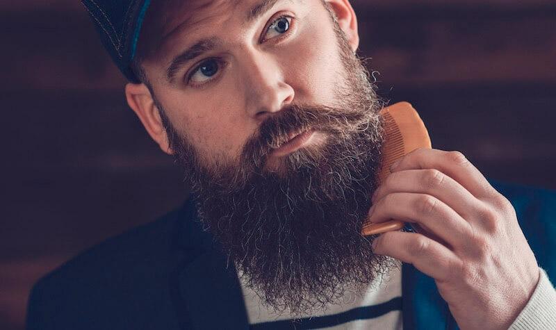 Barba Pentear