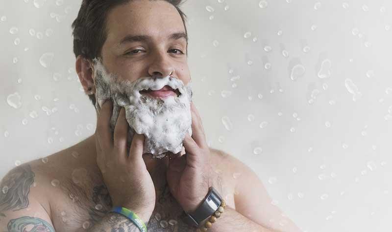 Barba Higiene